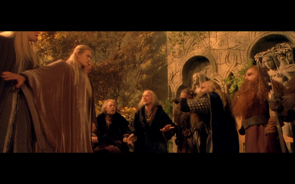 The Lord of the Rings The Fellowship of the Ring - 1003