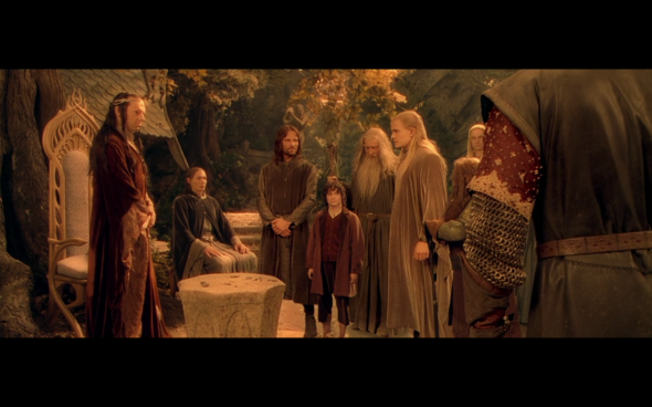 The Lord of the Rings The Fellowship of the Ring - 1029