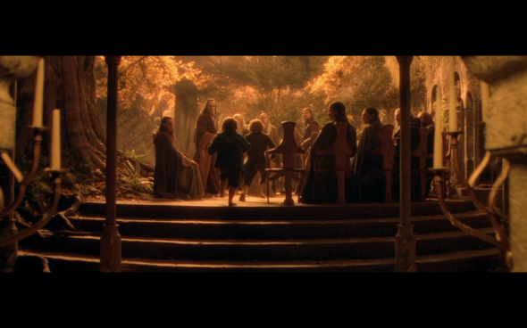 The Lord of the Rings The Fellowship of the Ring - 1035