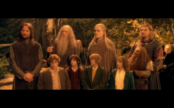 The Lord of the Rings The Fellowship of the Ring - 1040