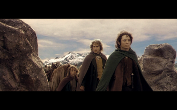 The Lord of the Rings The Fellowship of the Ring - 1070