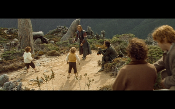 The Lord of the Rings The Fellowship of the Ring - 1076