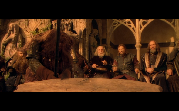 The Lord of the Rings The Fellowship of the Ring - 986