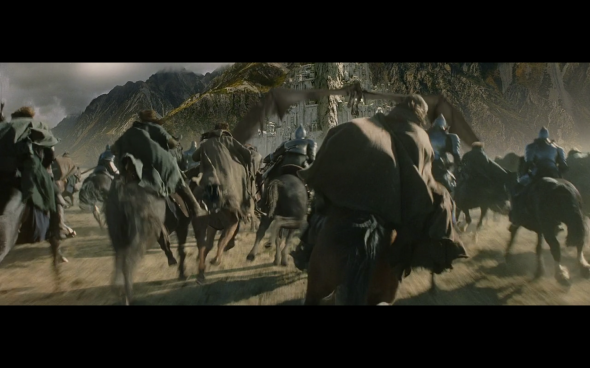 The Lord of the Rings The Return of the King - 360