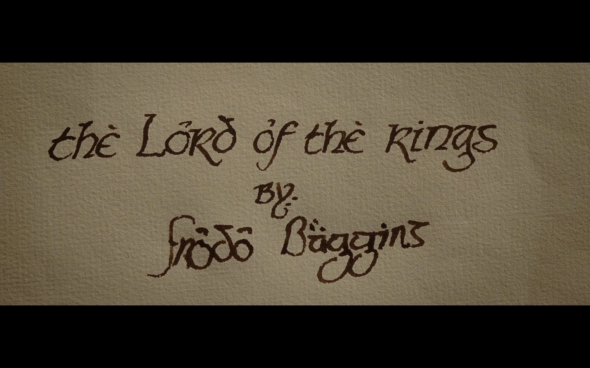 The Lord of the Rings The Return of the King - 1892