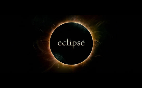 The Twilight Saga Eclipse - Title Card