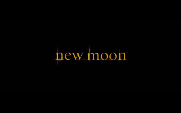 The Twilight Saga New Moon - Title Card