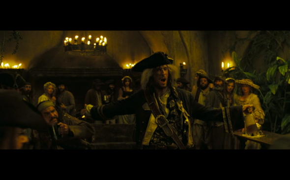 Pirates of the Caribbean Dead Man's Chest - 1024