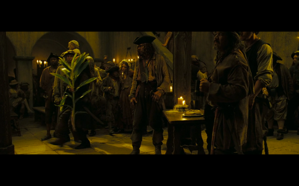 Pirates of the Caribbean Dead Man's Chest - 1025