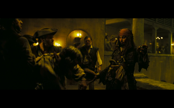 Pirates of the Caribbean Dead Man's Chest - 1077