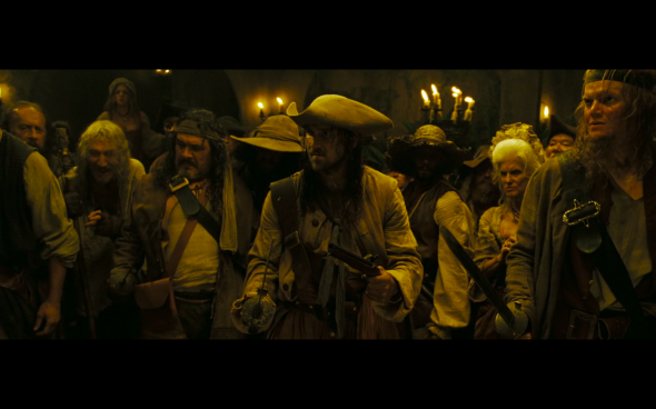 Pirates of the Caribbean Dead Man's Chest - 1086