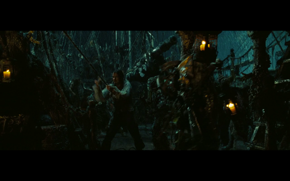 Pirates of the Caribbean Dead Man's Chest - 1110