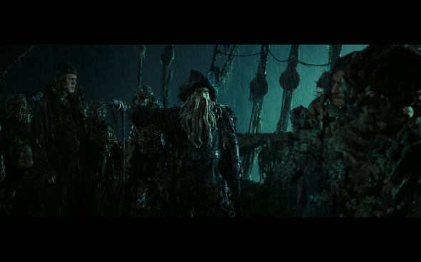 Pirates of the Caribbean Dead Man's Chest - 1132