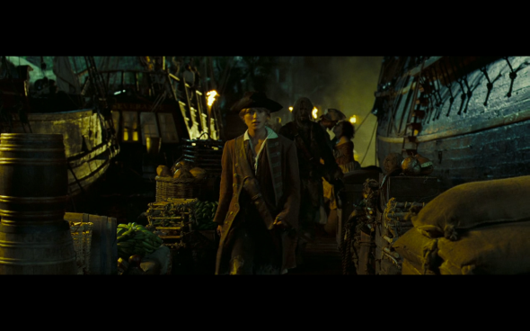Pirates of the Caribbean Dead Man's Chest - 1162