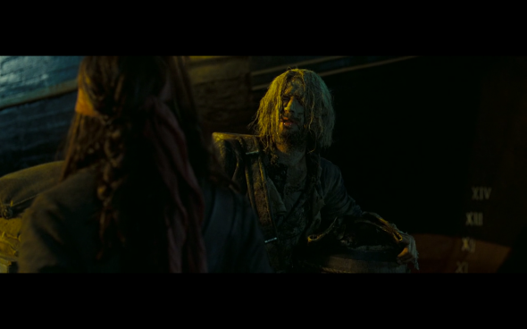 Pirates of the Caribbean Dead Man's Chest - 1180