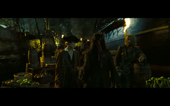 Pirates of the Caribbean Dead Man's Chest - 1181