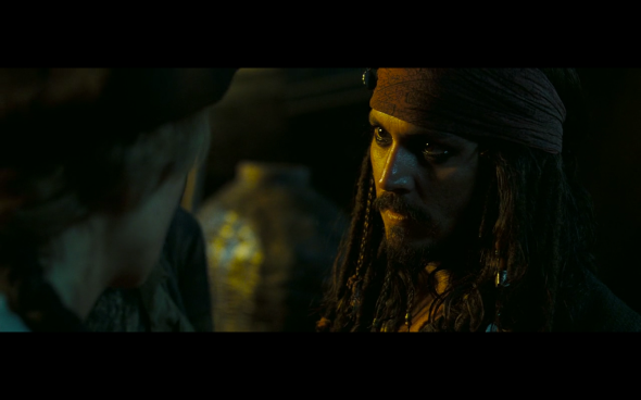 Pirates of the Caribbean Dead Man's Chest - 1200