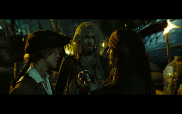 Pirates of the Caribbean Dead Man's Chest - 1206