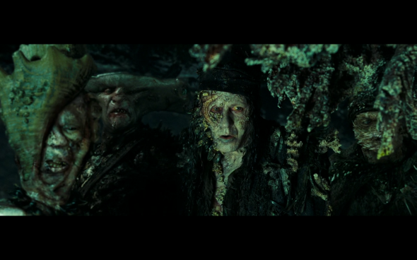 Pirates of the Caribbean Dead Man's Chest - 1250