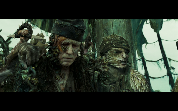 Pirates of the Caribbean Dead Man's Chest - 1379