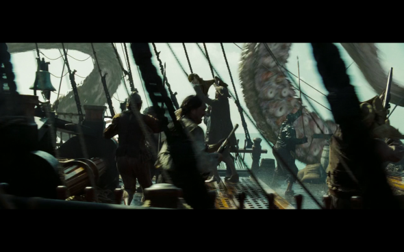 Pirates of the Caribbean Dead Man's Chest - 1406