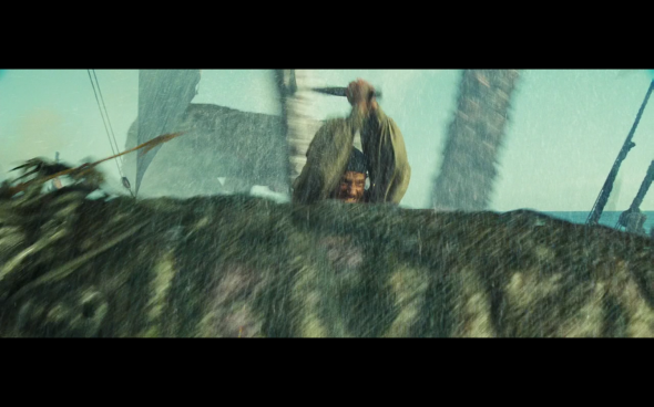 Pirates of the Caribbean Dead Man's Chest - 1408
