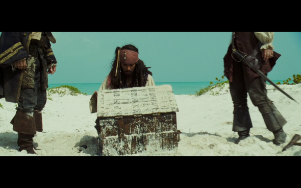 Pirates of the Caribbean Dead Man's Chest - 1585