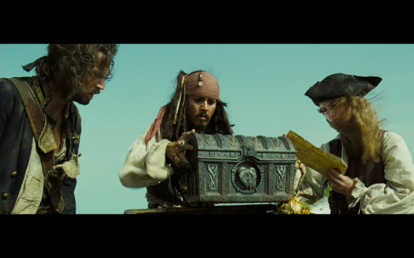 Pirates of the Caribbean Dead Man's Chest - 1587