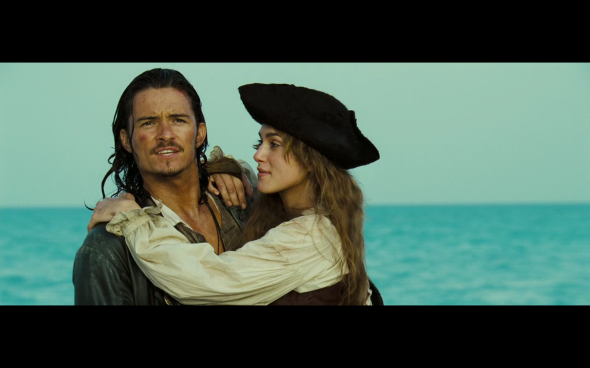 Pirates of the Caribbean Dead Man's Chest - 1604