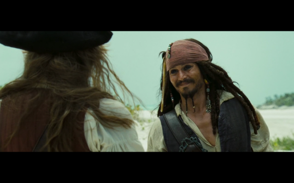 Pirates of the Caribbean Dead Man's Chest - 1609