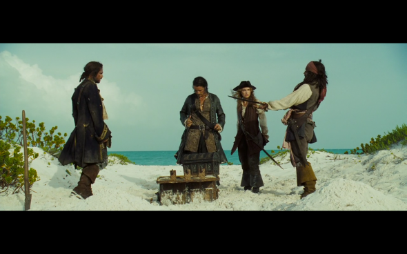 Pirates of the Caribbean Dead Man's Chest - 1619