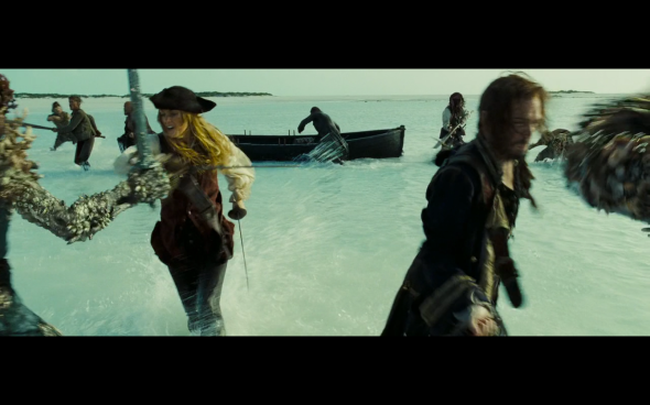 Pirates of the Caribbean Dead Man's Chest - 2001