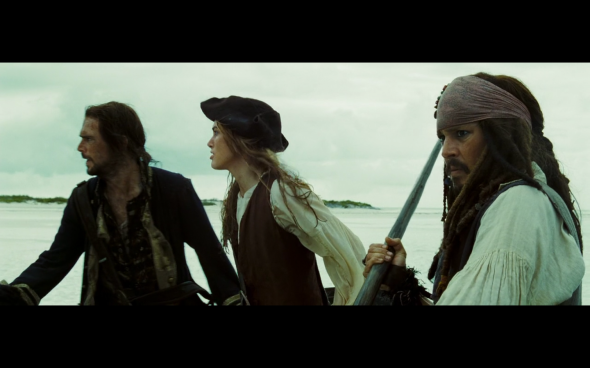 Pirates of the Caribbean Dead Man's Chest - 2012