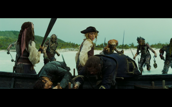 Pirates of the Caribbean Dead Man's Chest - 2014