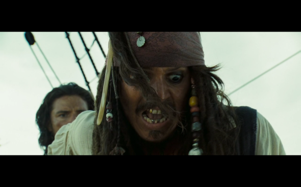 Pirates of the Caribbean Dead Man's Chest - 2110