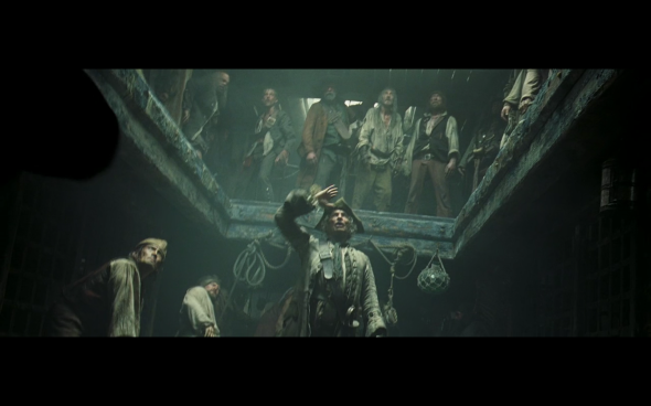 Pirates of the Caribbean Dead Man's Chest - 2151