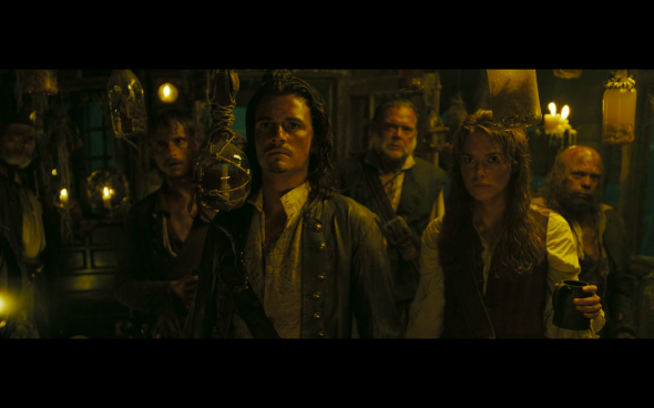 Pirates of the Caribbean Dead Man's Chest - 2393