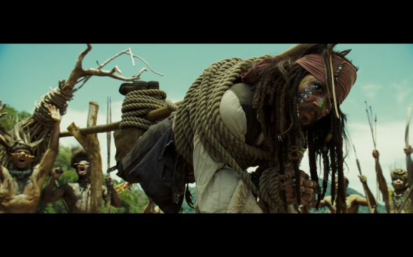 Pirates of the Caribbean Dead Man's Chest - 501