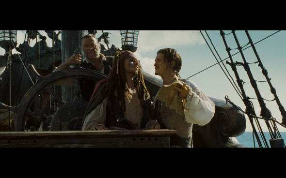Pirates of the Caribbean Dead Man's Chest - 707