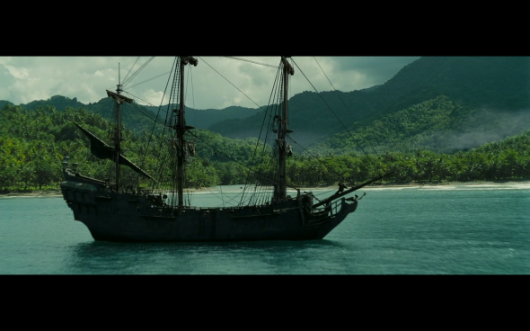 Pirates of the Caribbean Dead Man's Chest - 731