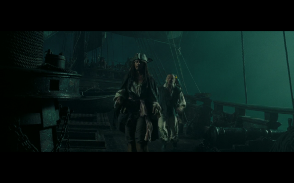 Pirates of the Caribbean Dead Man's Chest - 79