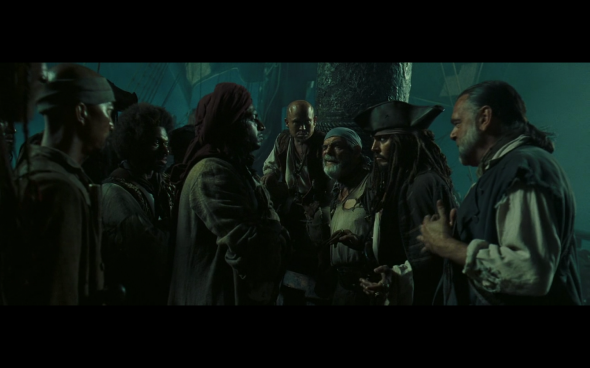 Pirates of the Caribbean Dead Man's Chest - 80