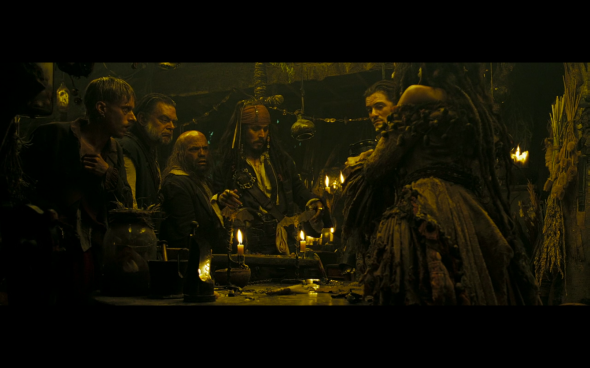 Pirates of the Caribbean Dead Man's Chest - 819