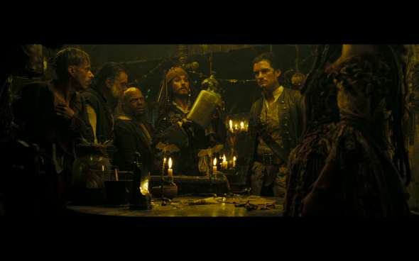 Pirates of the Caribbean Dead Man's Chest - 822