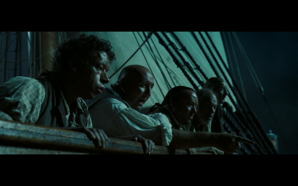 Pirates of the Caribbean Dead Man's Chest - 991