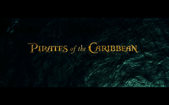 Pirates of the Caribbean Dead Man's Chest - Title Card 1