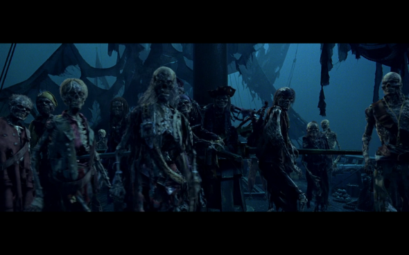 Pirates of the Caribbean The Curse of the Black Pearl - 1153