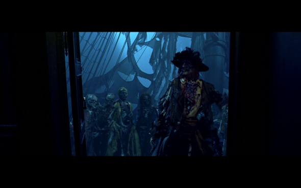 Pirates of the Caribbean The Curse of the Black Pearl - 1167