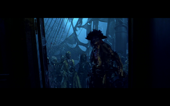Pirates of the Caribbean The Curse of the Black Pearl - 1169