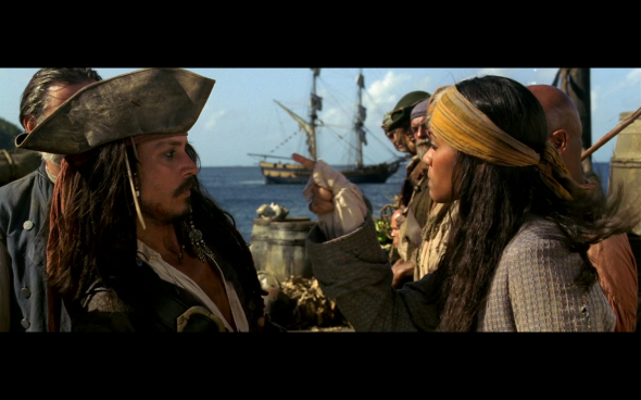 Pirates of the Caribbean The Curse of the Black Pearl - 1200